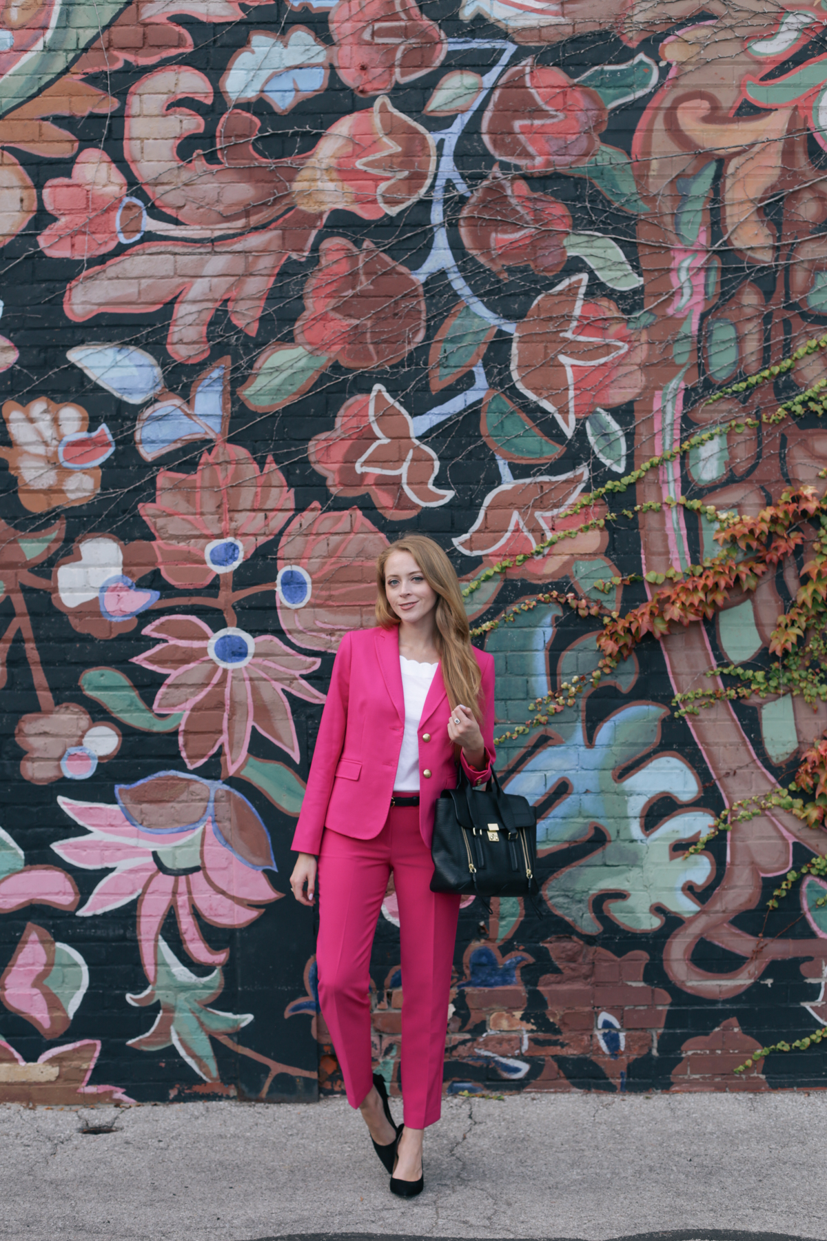 talbots pink suit (9 of 10)