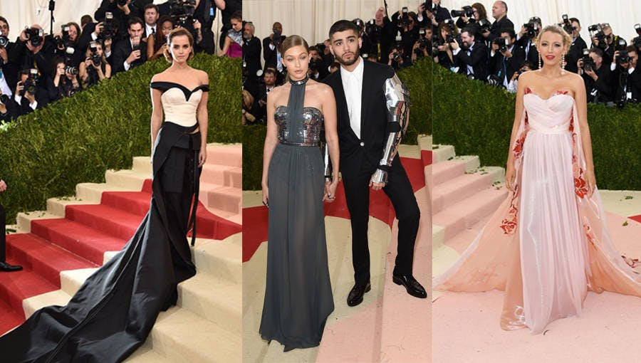 Best & Worst Dressed 2016 Met Gala