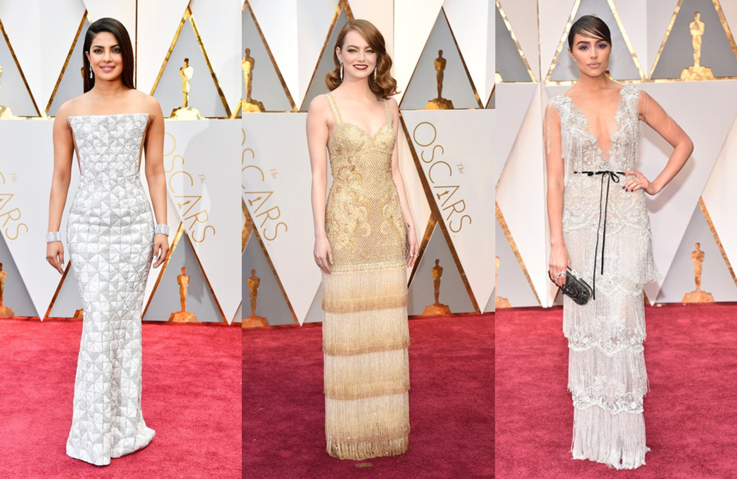 2017 Oscars best and worst dressed