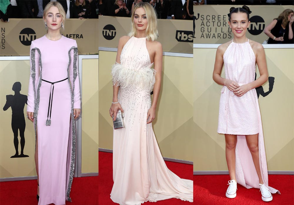 Best & Worst Dressed: 2018 SAG Awards