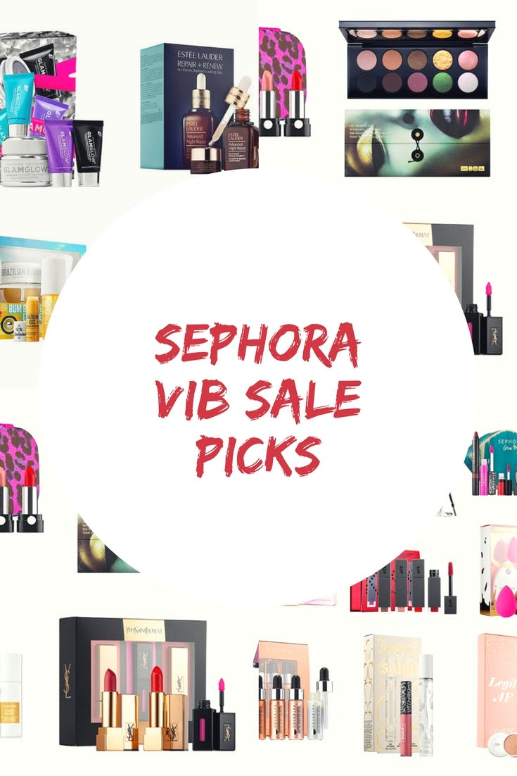 Sephora VIB Sale 2017 Picks