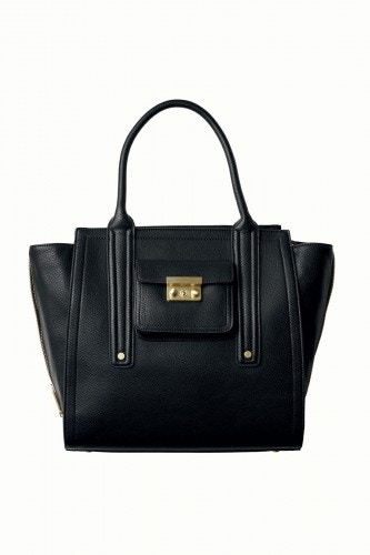 3.1 phillip lim for target black tote