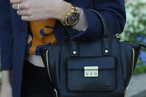 3.1 phillip lim for target mini black satchel