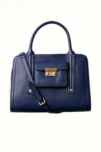 3.1 phillip lim purpleberry satchel