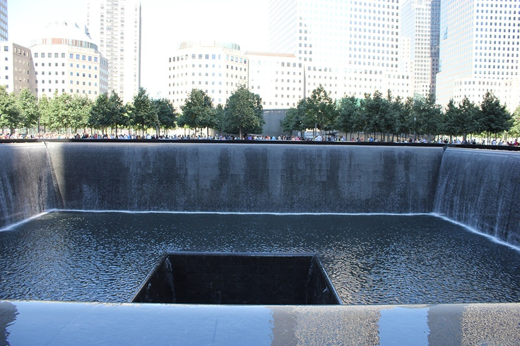 911 memorial site