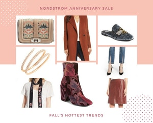 Nordstrom Anniversary Sale Canada Fall trends