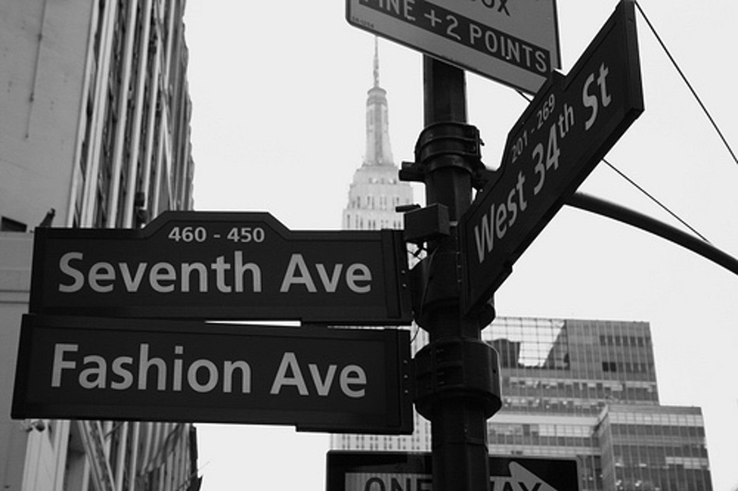 New York Fashion Week – Please help me get there.