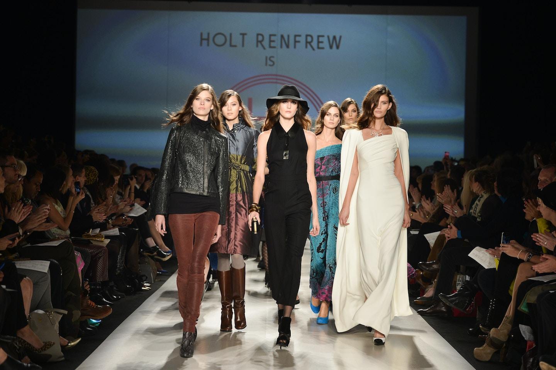 Toronto Fashion Week – Holt Renfrew