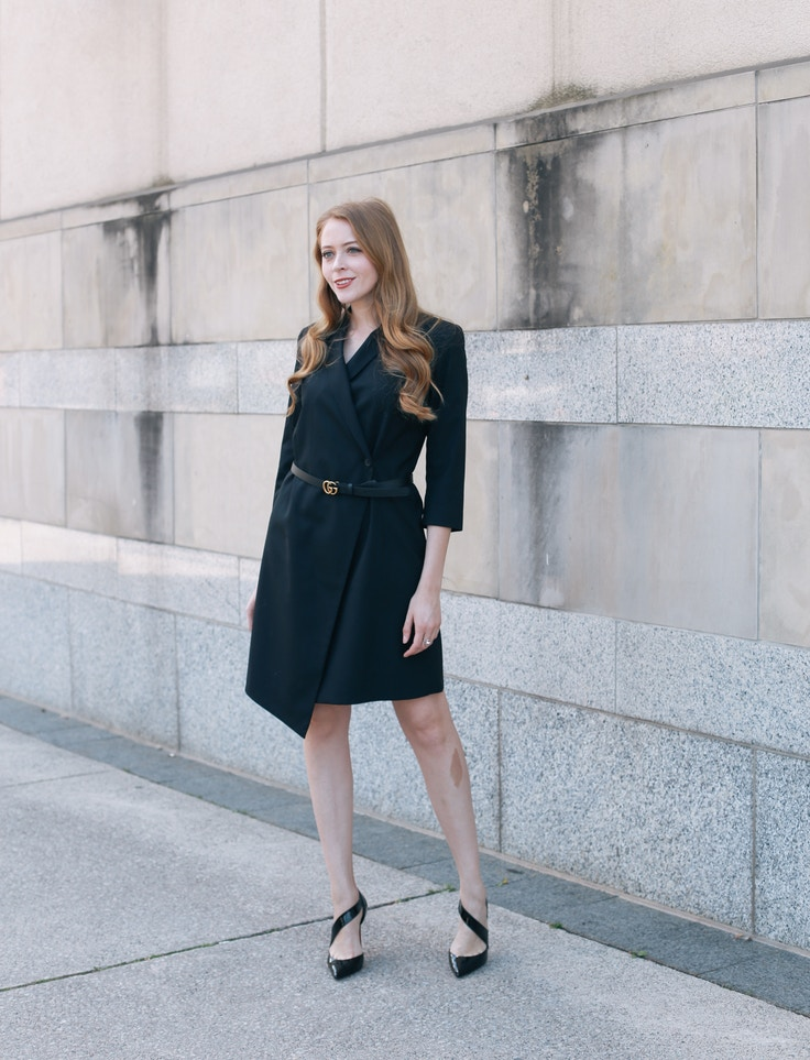 Grayes Toronto fashion brand work outfits (5 of 12)