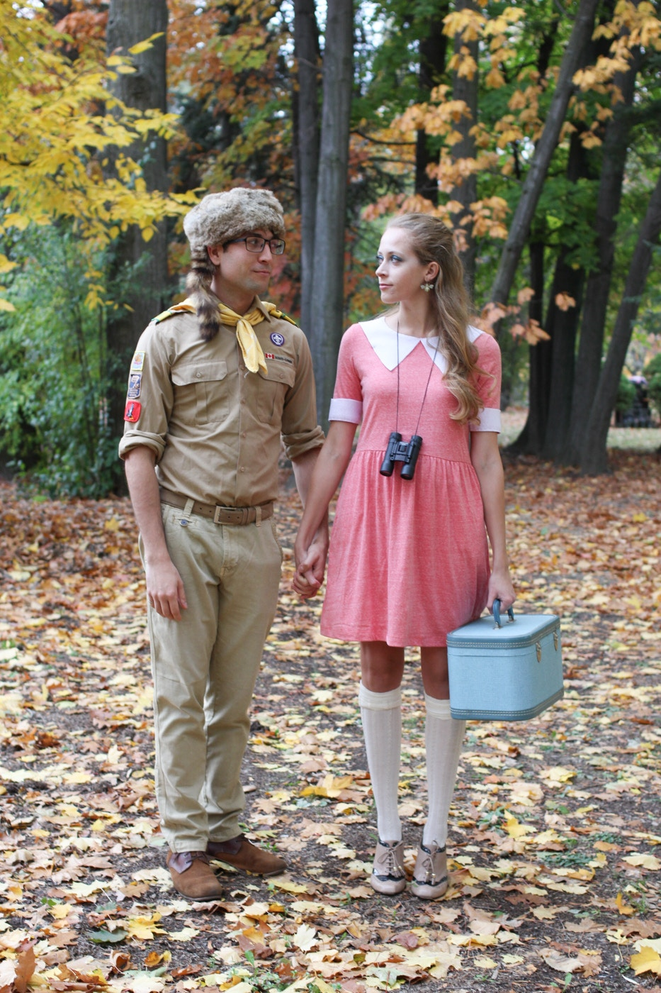 moonrise kingdom halloween