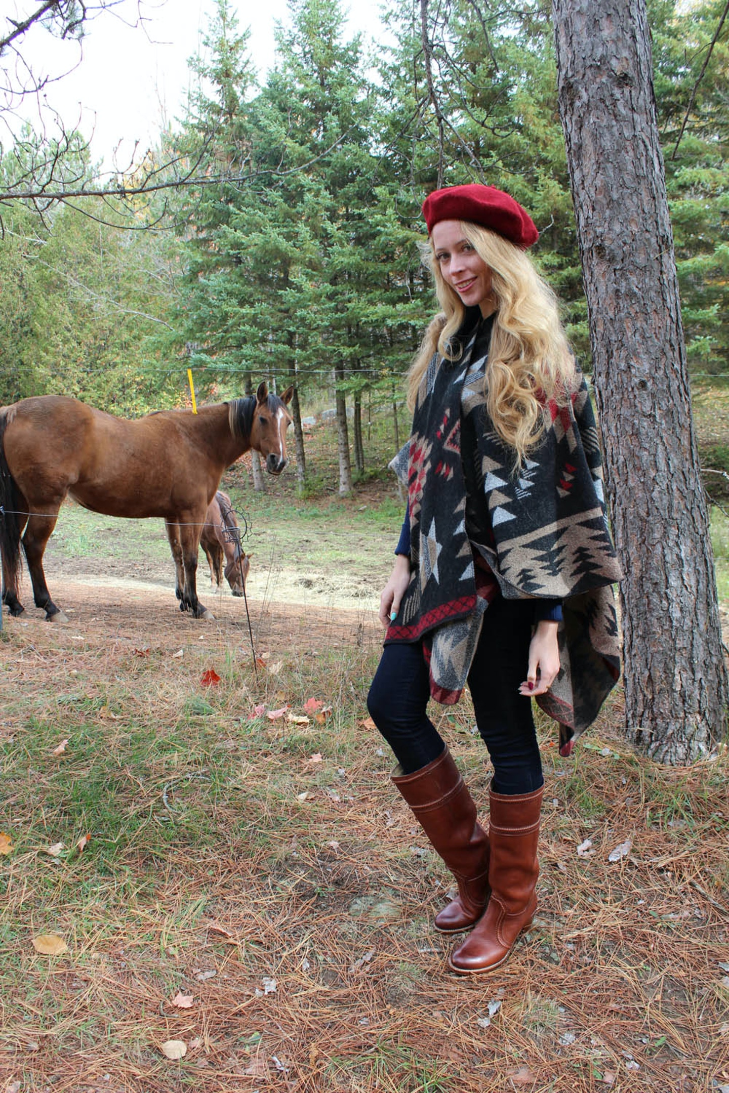 Casual Equestrian…