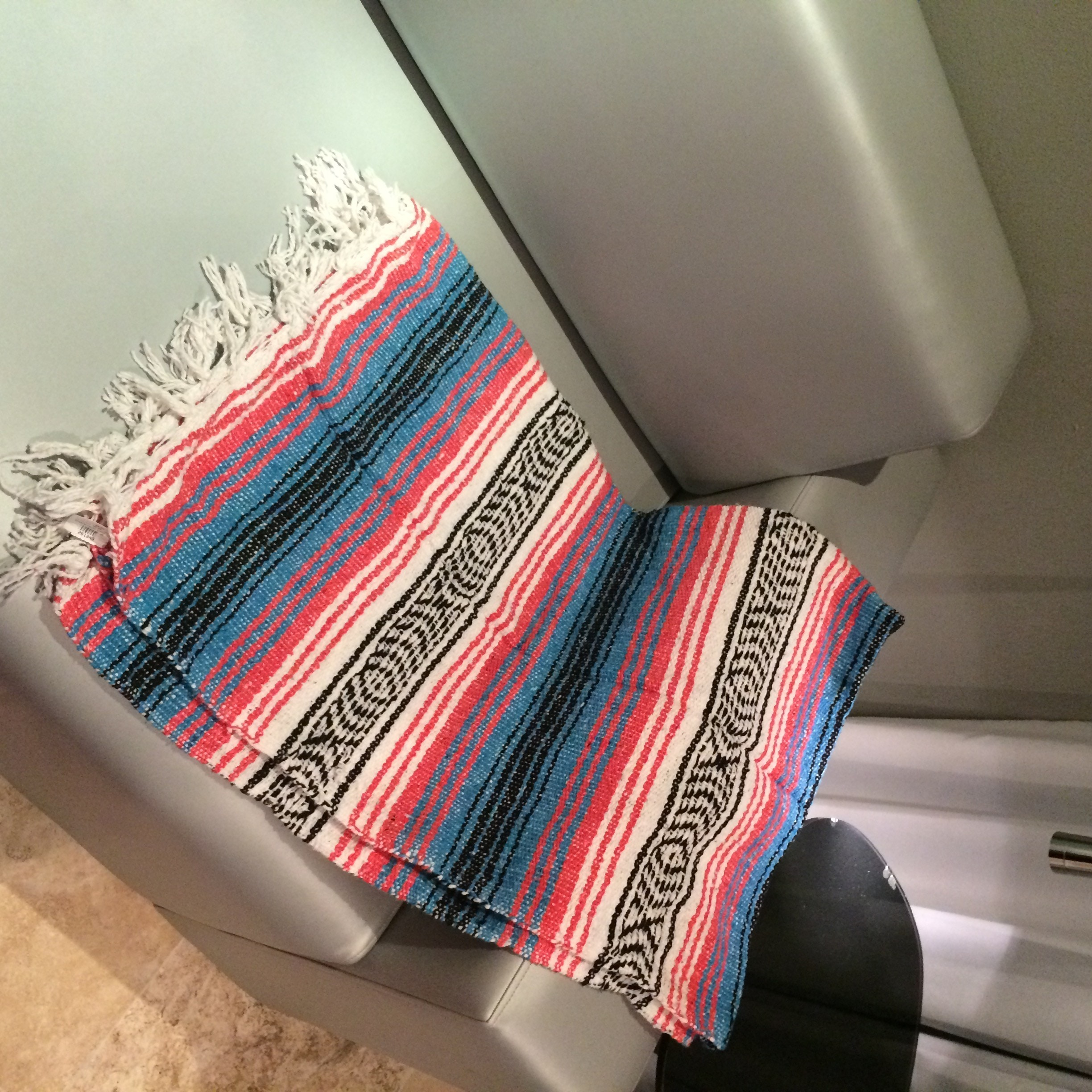 mexican woven blanket