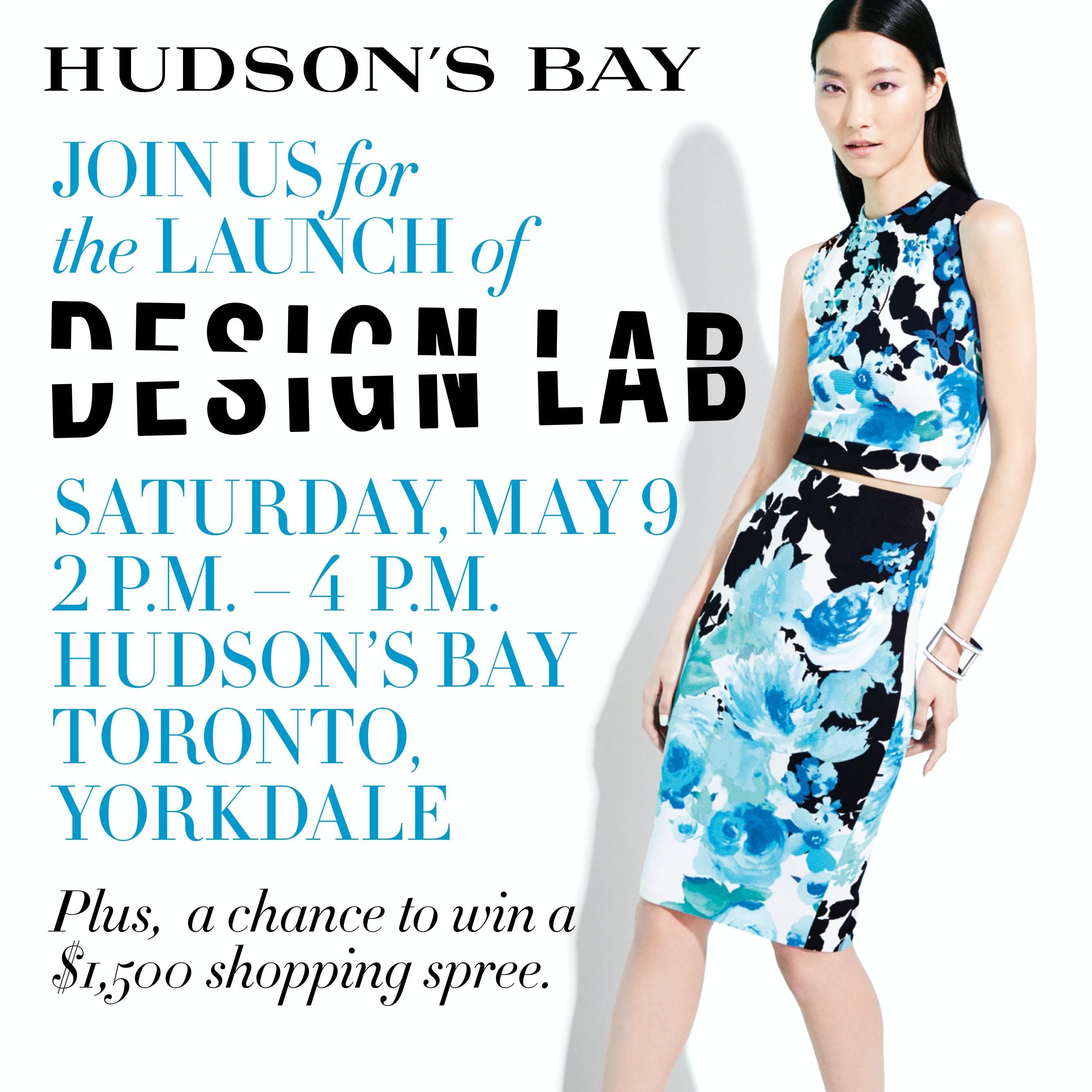 DESIGN LAB Toronto Event