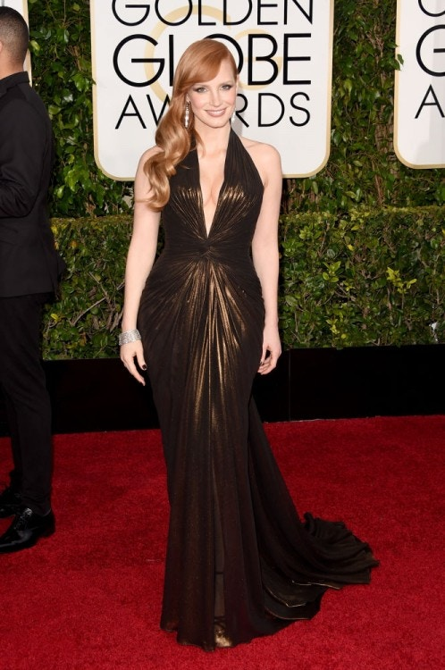 Jessica-Chastain-in-Versace