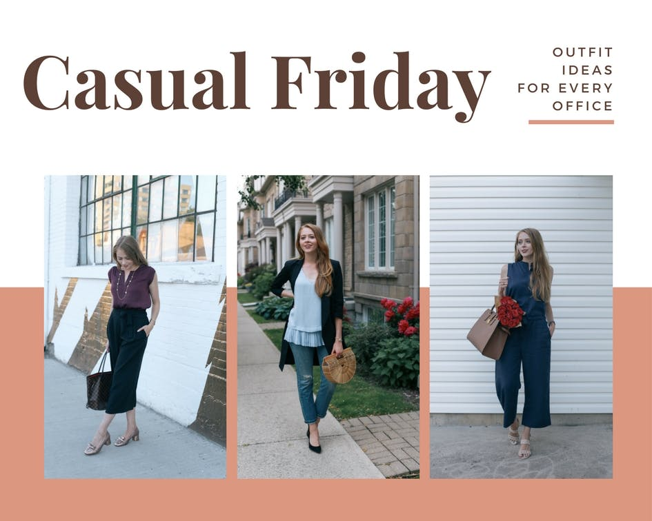 Casual friday outfit ideas