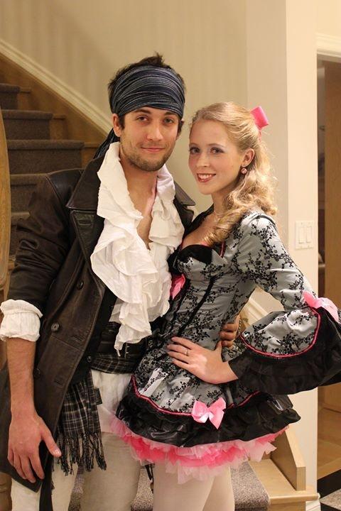 Pirates of the Caribbean halloween costume