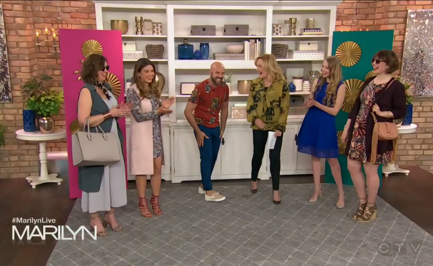 Battle of the Bloggers: my appearance on The Marilyn Denis Show