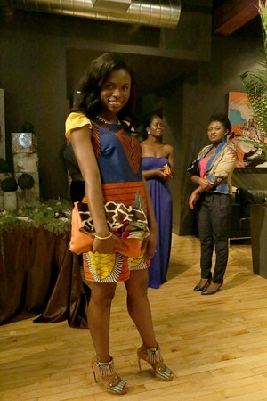 african fashion week designer