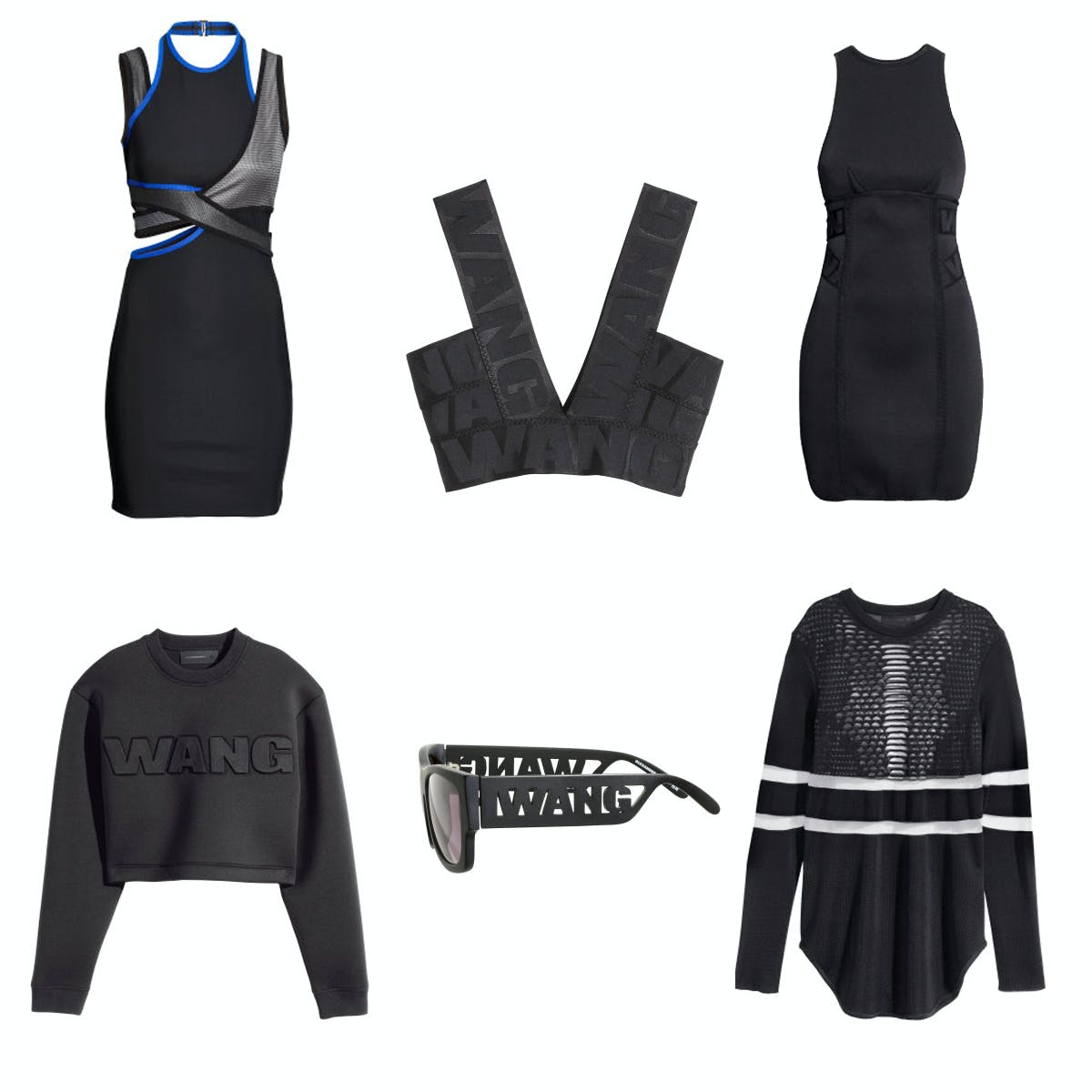 Alexander Wang for H&M shopping wishlist