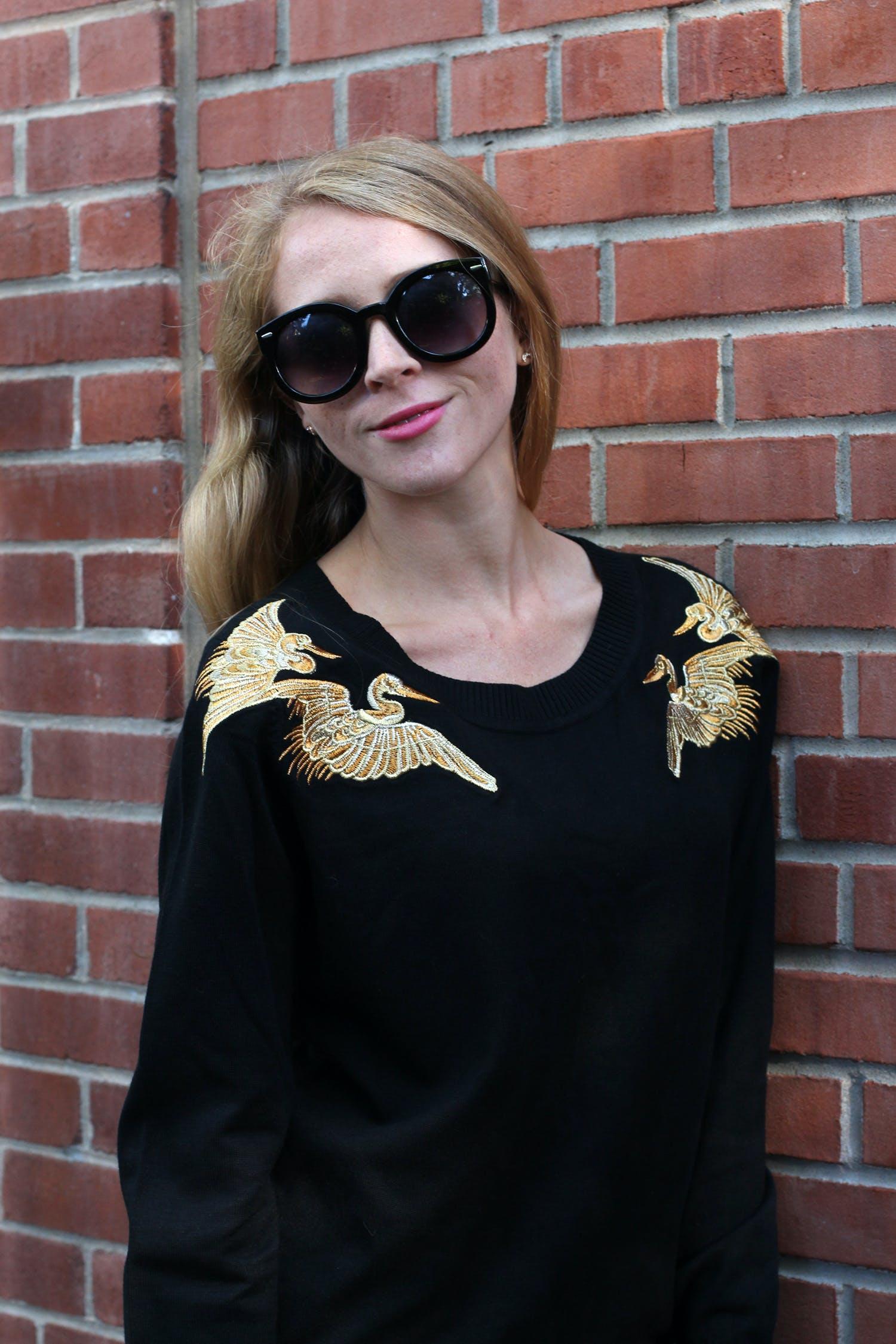 Altuzarra for Target Crane sweater: How I wore it + Review