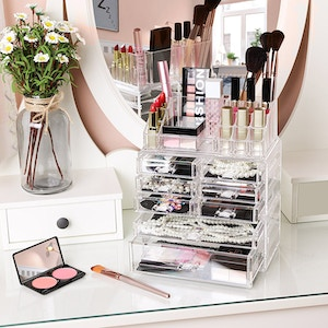 amazon makeup organizer