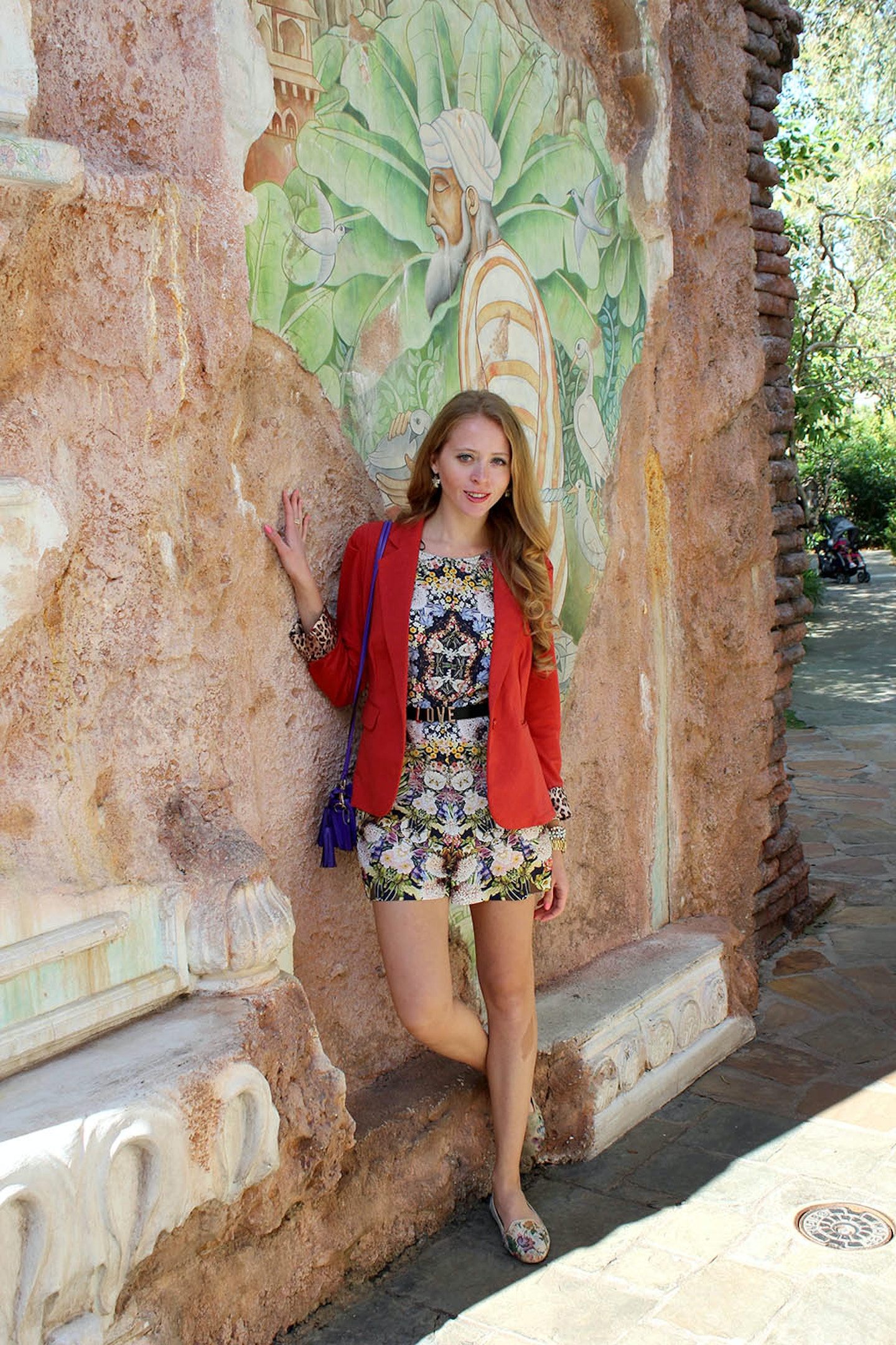 Floral Jumpsuits and Animal Kingdom