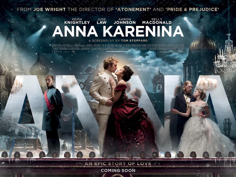 Anna Karenina Review