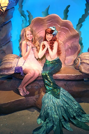ariel grotto costume fantasyland