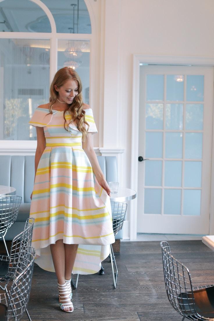 asos striped dress (1 of 1)