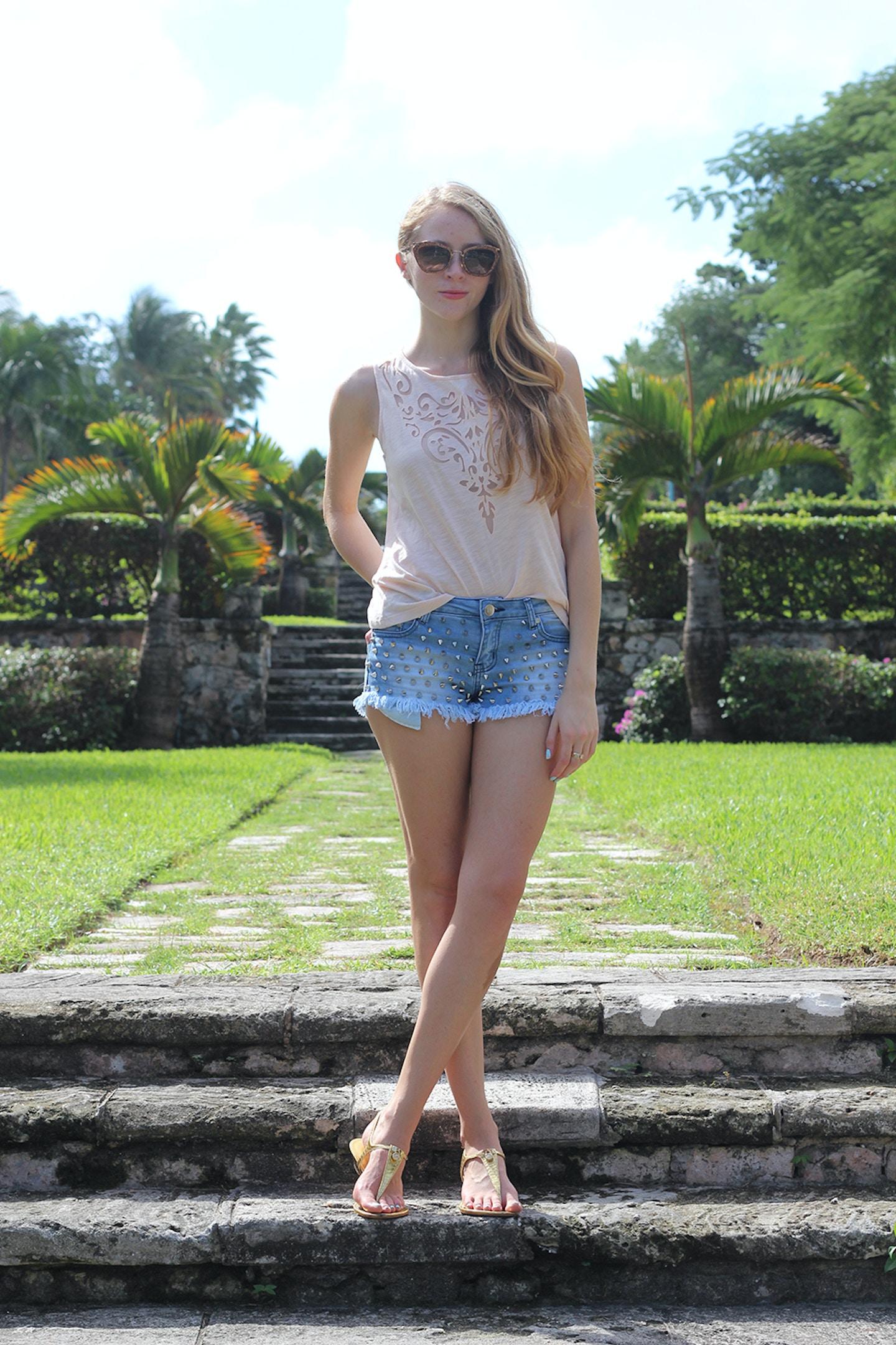 Bahamian Garden