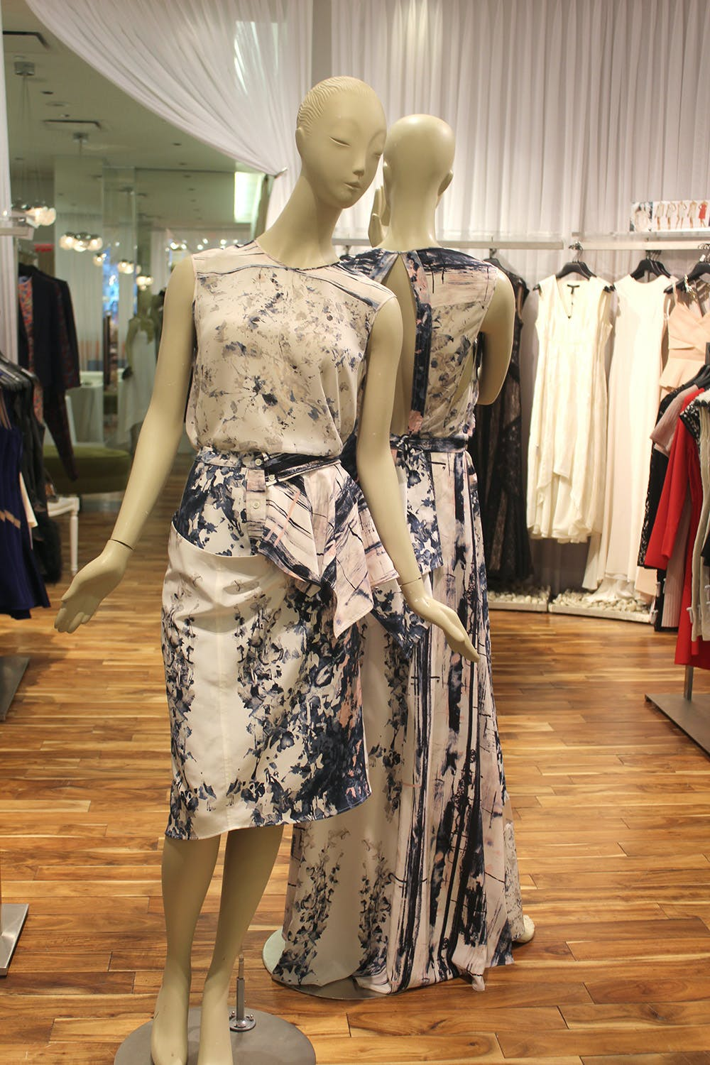 BCBGMax Azria Spring 2014 Runway Collection Preview