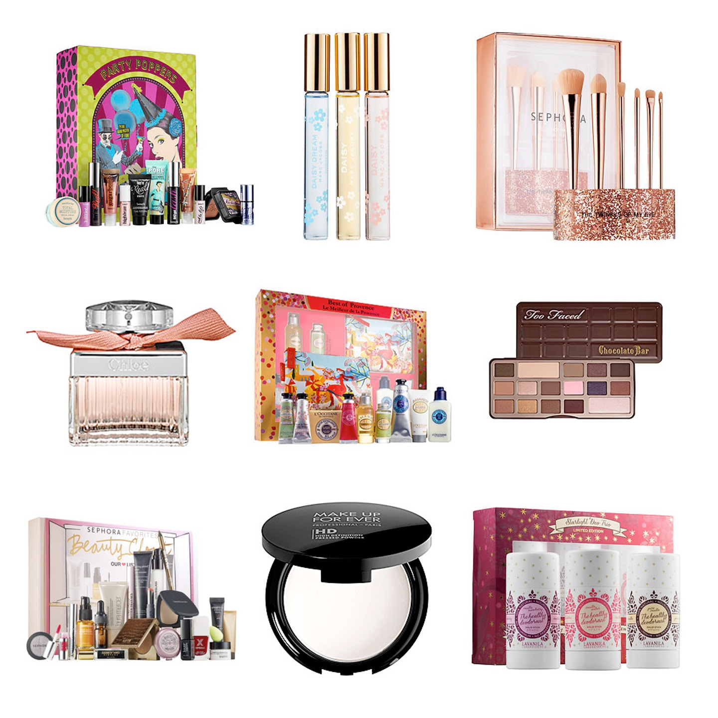Beauty Gift Guide 2015