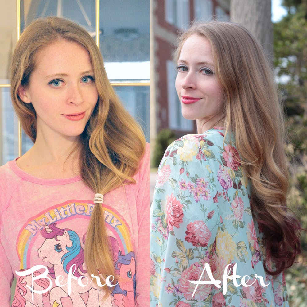 DIY: Kool-Aid dip dye + Book review of DIY Dye by Loren Lankford
