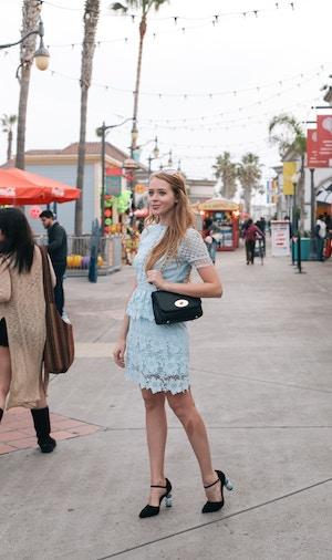 belmont park blue lace ted baker dress (12 of 19)