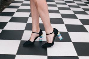 macaron heel shoes daisy street