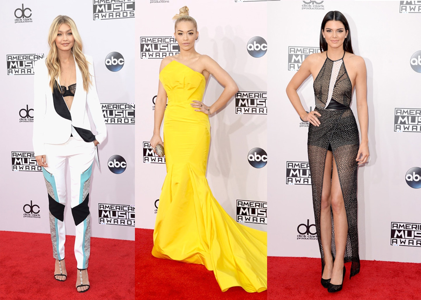 Best and Worst Dressed 2014 American Music Awards