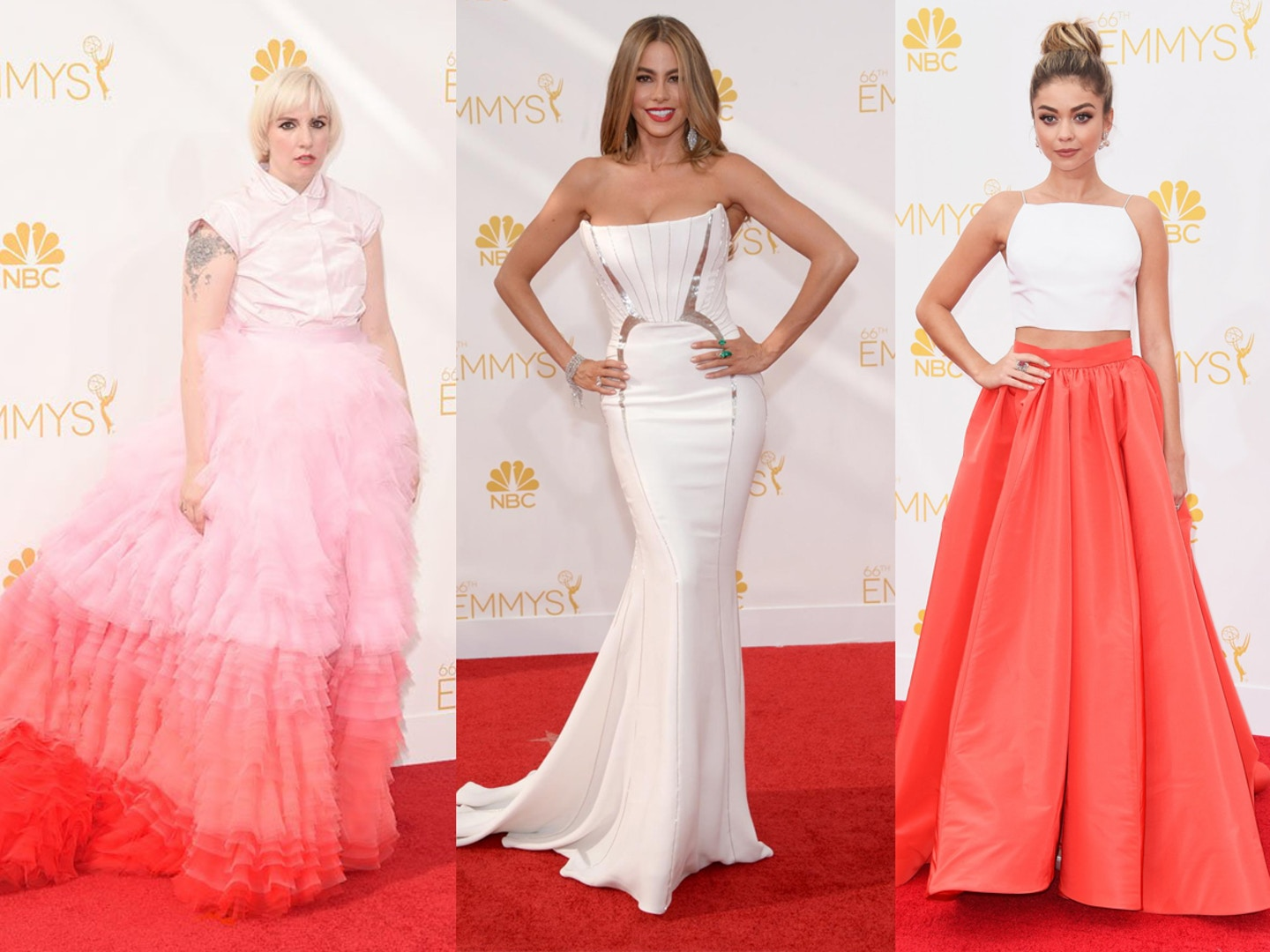 Best and worst dressed: 2014 Emmy Awards