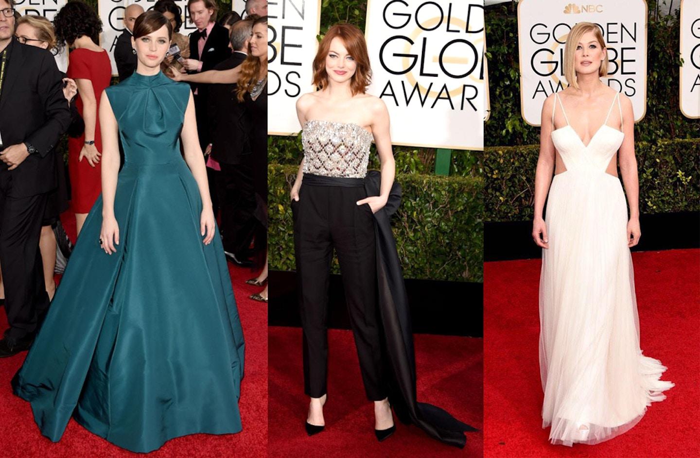 Best & Worst Dressed 2015 Golden Globes