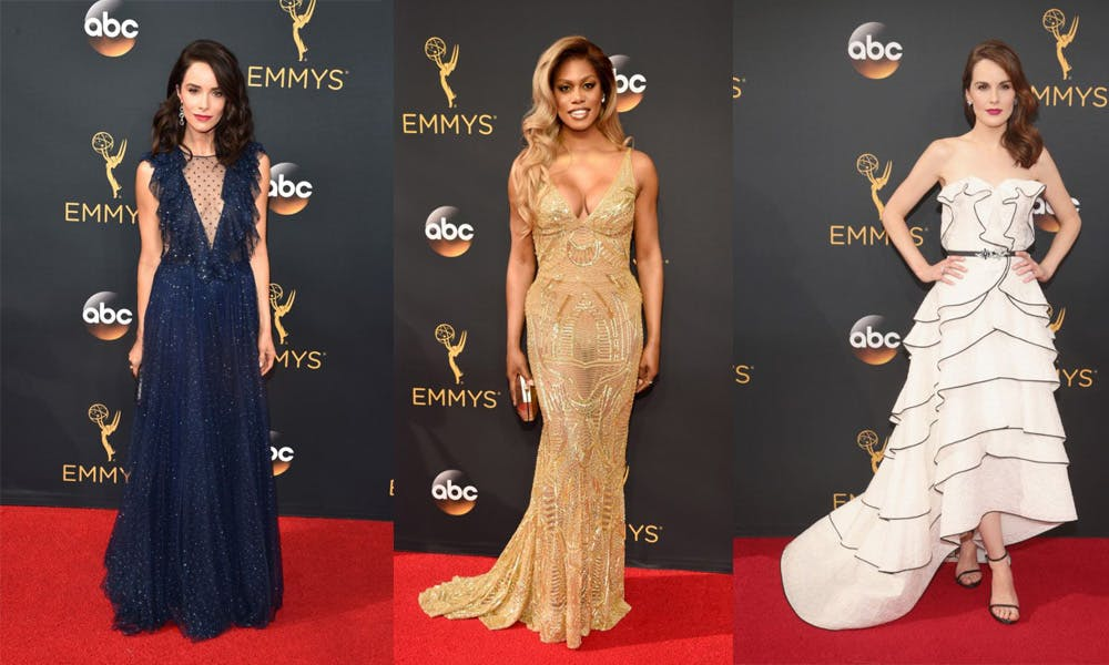 Best and worst dressed 2016 Emmys