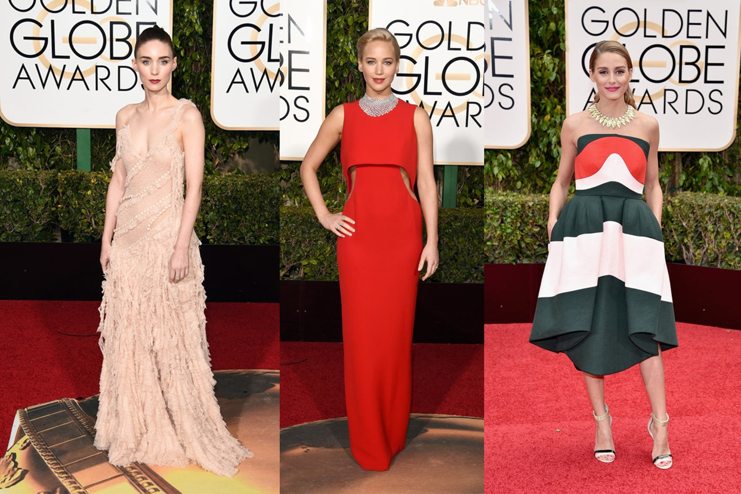 Best and Worst Dressed: 2016 Golden Globes
