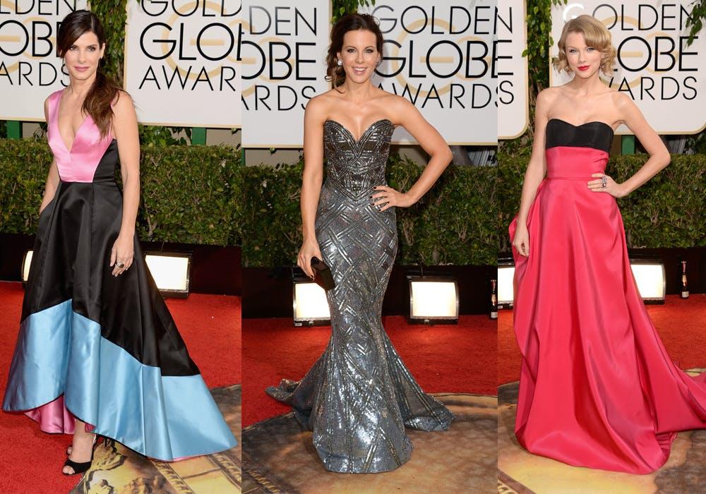 Best & Worst Dressed: 2014 Golden Globe Awards