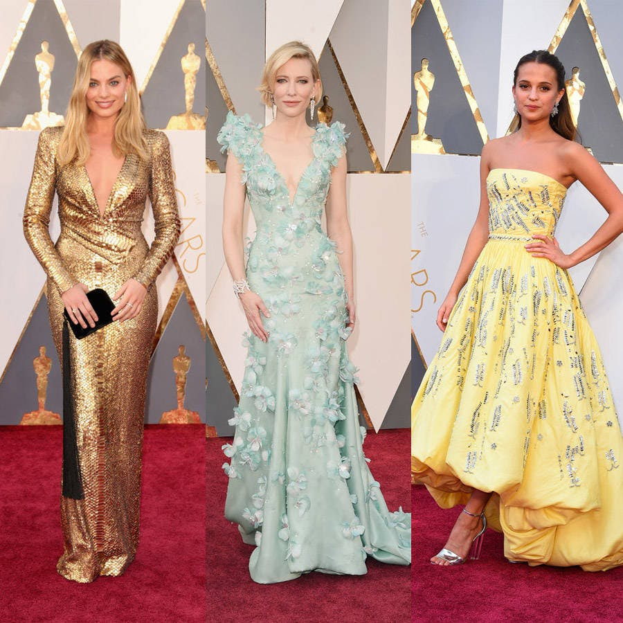 Best & Worst Dressed: Oscars 2016 red carpet