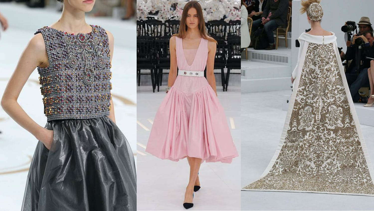 Best of Fall 2014 Couture Fashion Week – Armani, Chanel, Dior & More