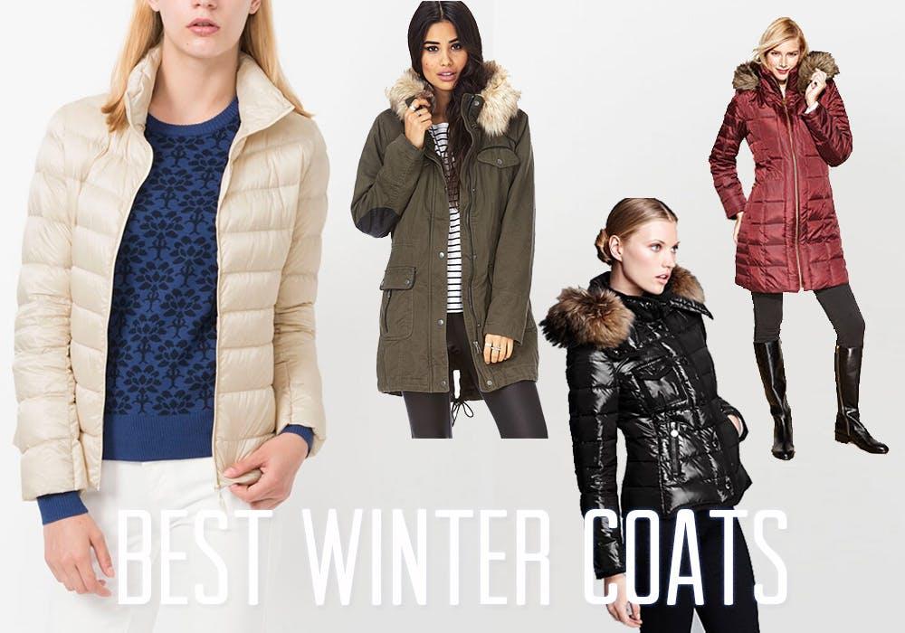 Top 10 winter coats