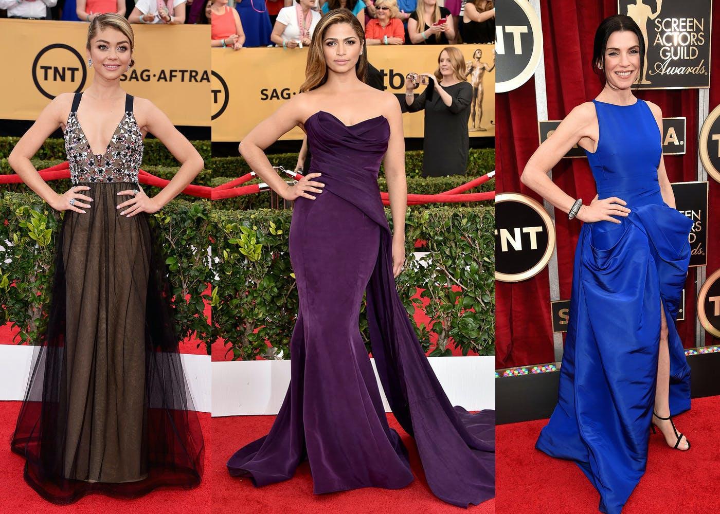 Best & worst dressed 2015 SAG Awards