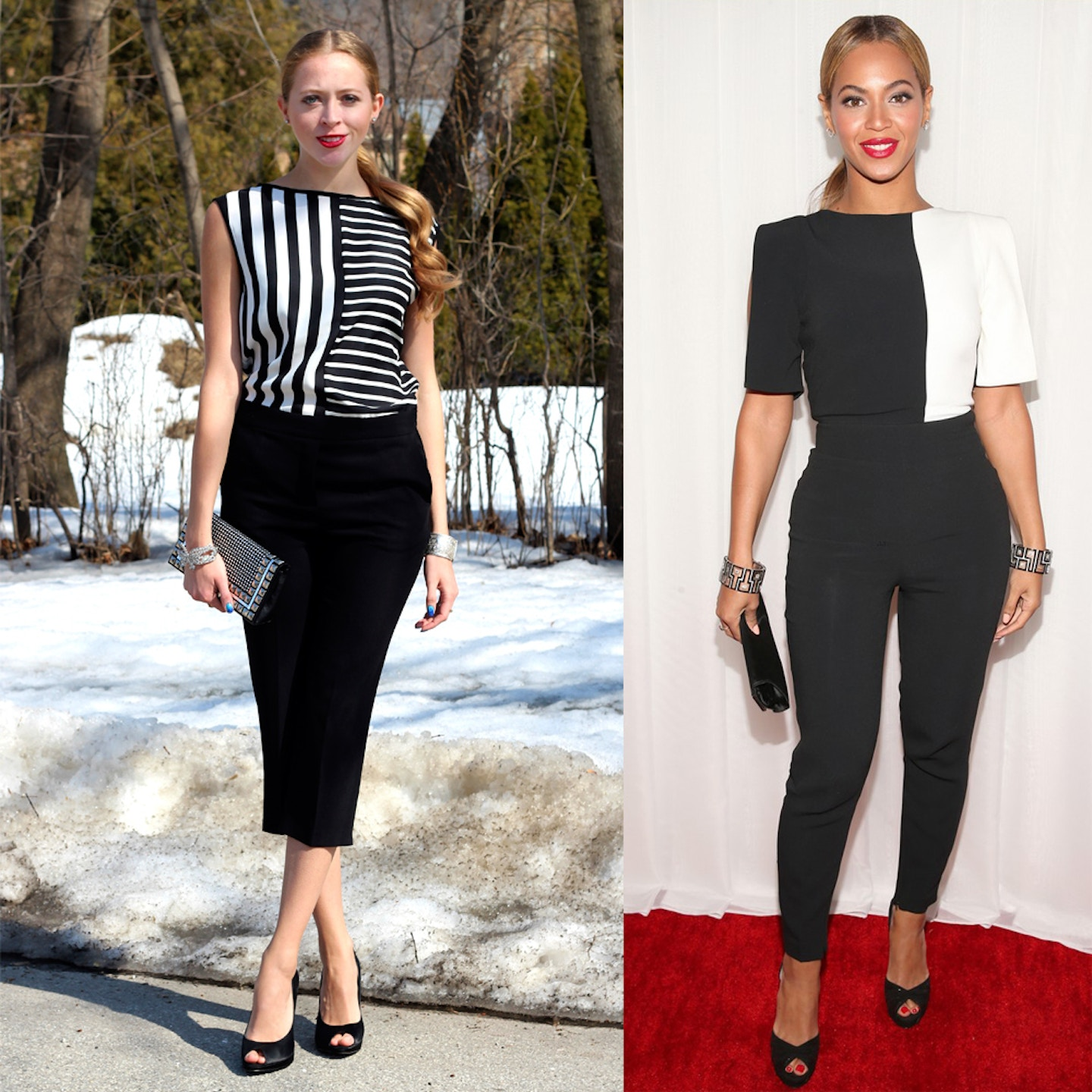 Get the Look for Less: Beyonce 2013 Grammys