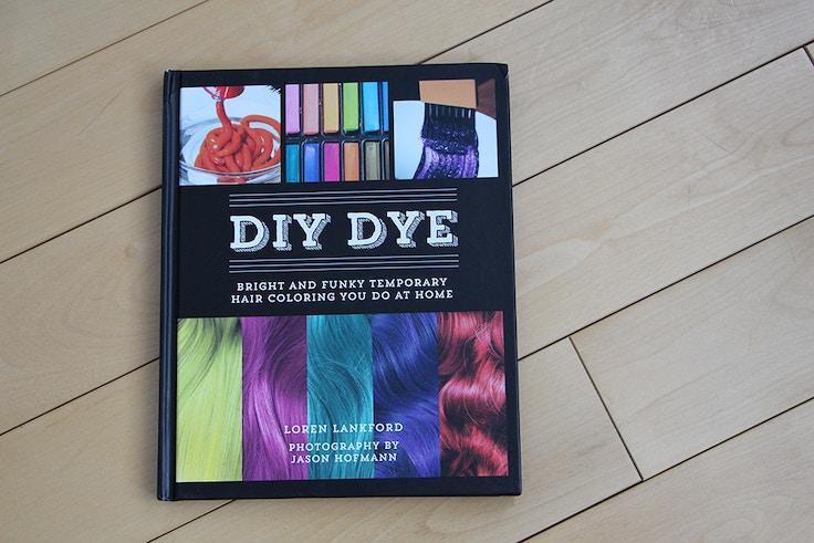 book review diy dye ulysses press