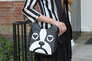 bulldog purse