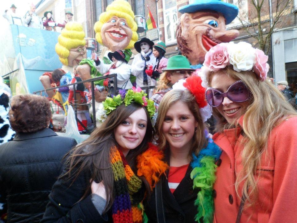 carnaval in maastricht