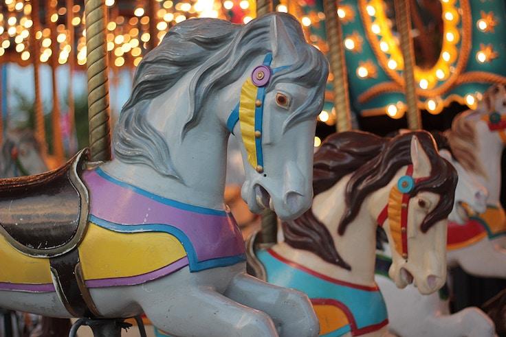 carnival horse